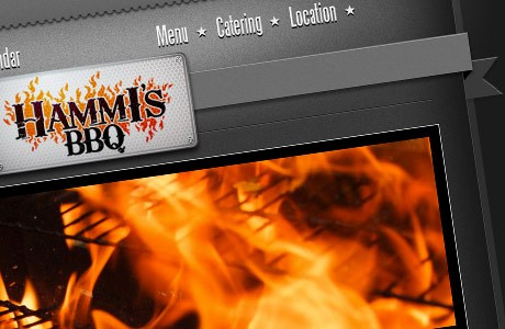 Hammi's BBQ Website
