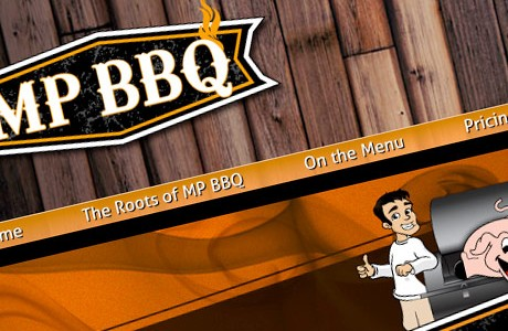 MP BBQ Website