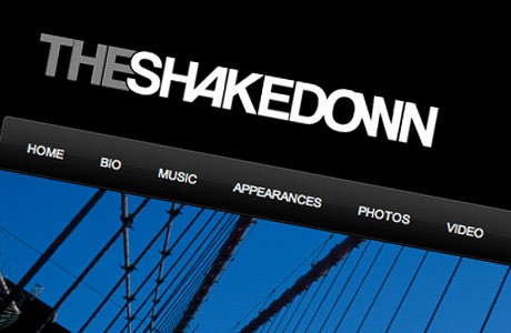 The Shakedown Website